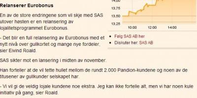 SAS-RelancereEurobonus2013